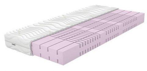 Materac do łóżka piankowy Sembella Modulia Bultex 200×200