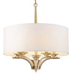 Skandynawski lampa szklany salonu wysoka jakość