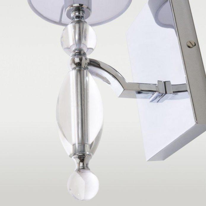 Deasinerskie dodatki srebrny sypialnia design