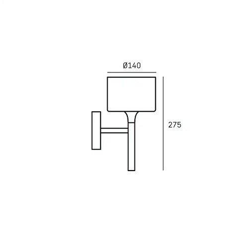 Stylowe sofa modułowa czarne biuro aranżacje