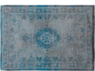 Dywan postarzany L.Poortere Orient Grey Turquoise 280x360cm