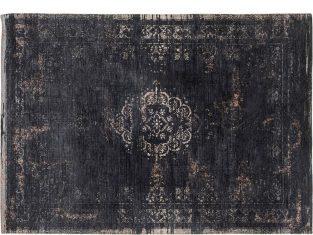Dywan postarzany L.Poortere Orient Mineral Black 280x360cm