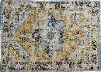 Dywan postarzany L.Poortere Orient Amir Gold 290x390cm
