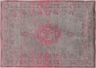 Dywan postarzany L.Poortere Orient Pink Flash 280x360cm