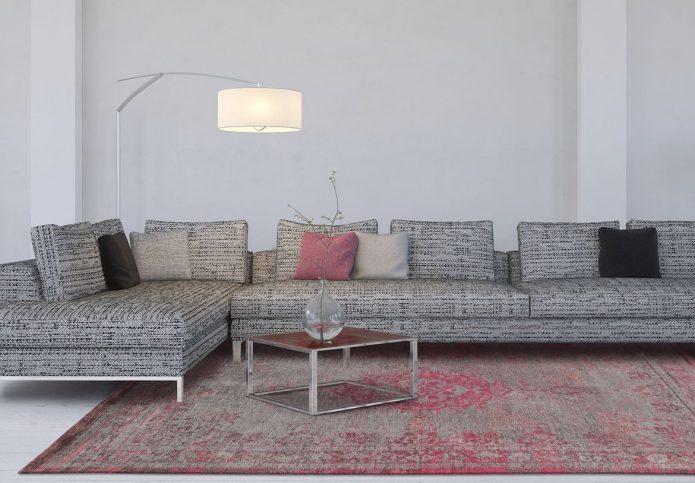 Glamour sofa tapiecerowana biały pokój dziecinny wyprzedaż