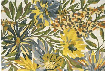 """Dywany w kwiaty """"Harlequin"""" Brink Floreale Maize 200x280cm"""