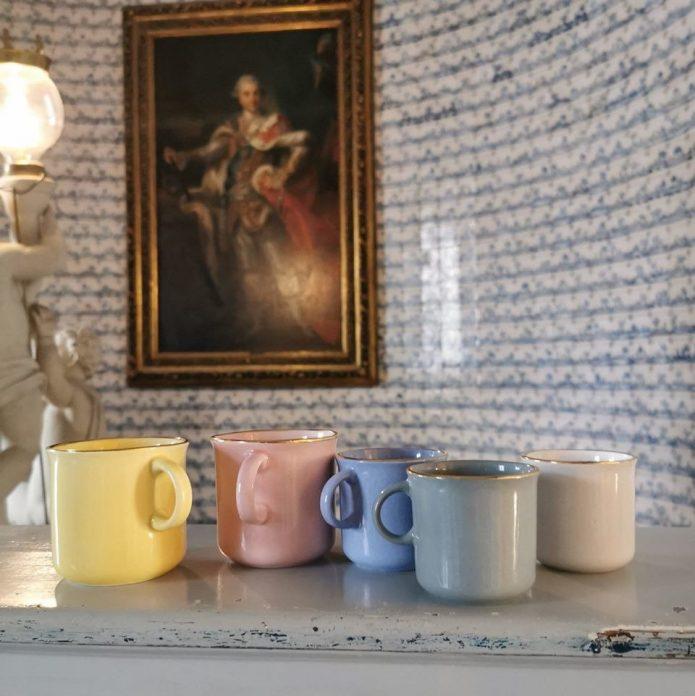 W stylu nowojorskim stolik kawowy narożne rejstauracja BBHome
