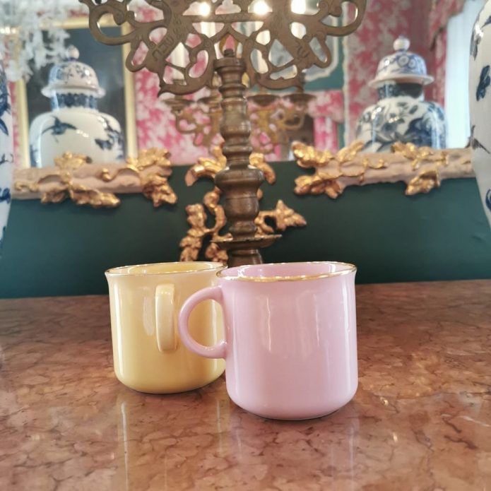 Glamour stolik kawowy szkło pokój nastolatka wyprzedaż
