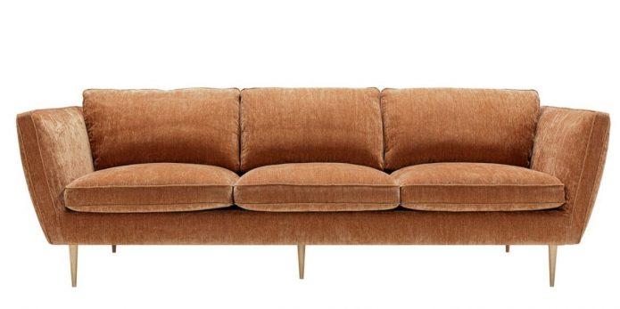 Ponadczasowe sofa modułowa z drewna pokój nastolatka aranżacja