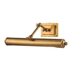 Kinkiet nad obraz Lance Gold AD 38 x 34 x 9 cm