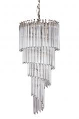 Żyrandol kryształowy Venosa 42x95cm