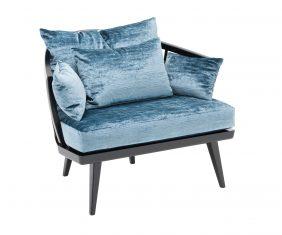 Fotel Aerie Ziemann 100x77x77cm