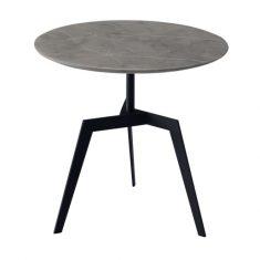 Stolik kawowy marmurowy Arezzo Grey 50x50cm