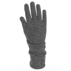 Grafitowe rękawiczki z kaszmiru MINOU Cashmere