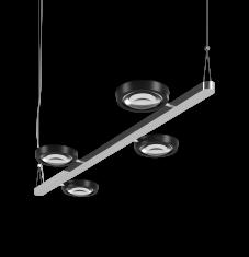 Lampa wisząca Nautilus 4L, LODES