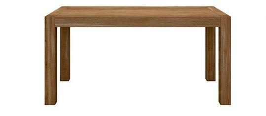 Stół dębowy Miloni Blox