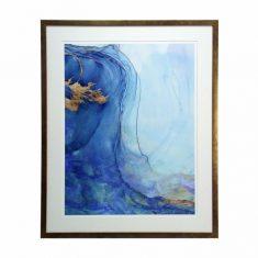 Obraz Sea Wihr II reprodukcja Almi Decor 62 x 3 x 77 cm