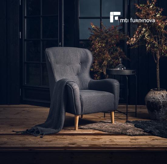 Furninova - fotel elegancki BBHome promocja