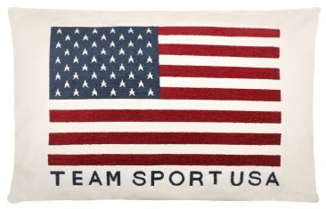 Poduszka dekoracyjna Club Team Sport USA FS Home Collections 45x65cm