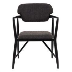 Krzesło Caracas Black Pols Potten bbhome