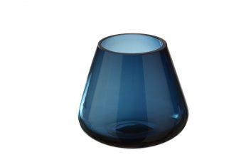 Wazonik Vase Tulipe Bleu BBHome12x13cm