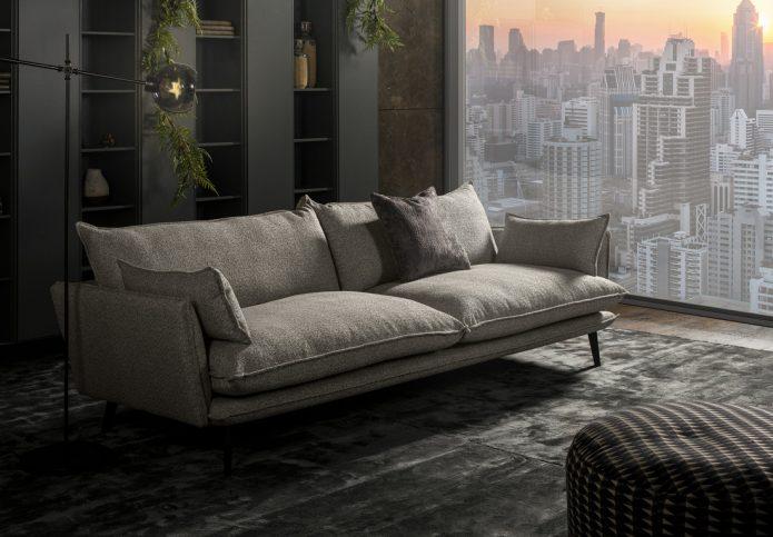 Sofa Lennon MTI Furninova bbhome