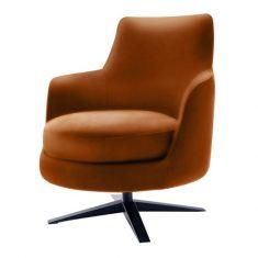 Fotel Toronto Rust Almi Decor 77x71x81cm