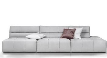 Sofa modułowa Alice Rosanero
