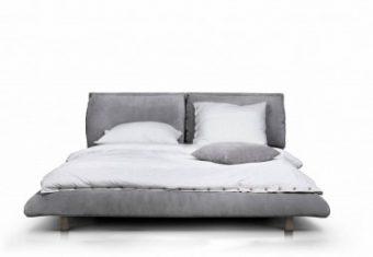 Łóżko tapicerowane Space Rosanero