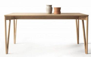 stół fornirowany bistro rosanero bbhome