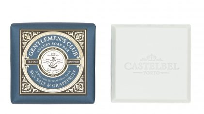 Mydło Gentlemens Sea Salt & Grapefruit Castelbel 150g
