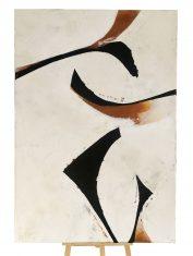 Obraz abstrakcyjny Jesień 120x180cm BBHome