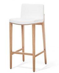 Krzesło barowe Moritz Ton 43x55x102cm