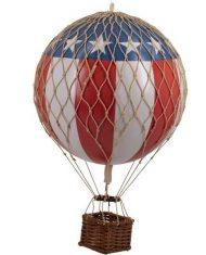 Dekoracyjny balon Travels USA 30cm
