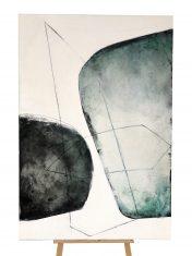 Obraz Stone 100x150cm BBHome