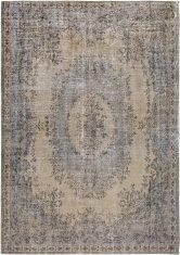 Szaro Beżowy Dywan Vintage – COLONNA TAUPE 9138 Louis De Poortere