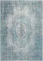 Niebieski Dywan Vintage – DANDOLO 9140 Louis De Poortere
