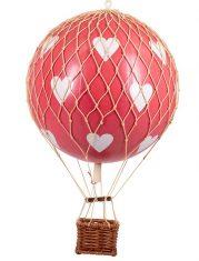 Dekoracyjny balon w serca Royal Aero 56cm