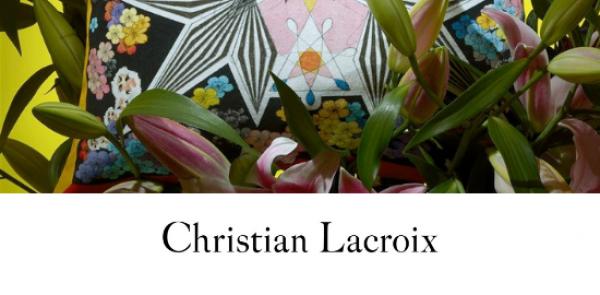 Christian Lacroix – zaproś znanego projektanta do swojego domu!