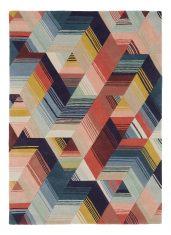 Kolorowy Dywan Geometryczny – ARCCOS NEPTUNE 040205 Harlequin