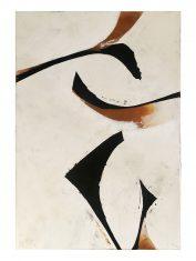 Obraz abstrakcyjny JESIEŃ 120x180cm