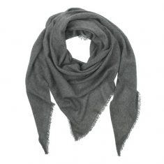 Kaszmirowa chusta Graphite MINOU Cashmere 210x145cm