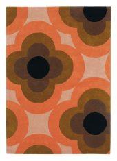 Kolorowy Dywan w Kwiaty – PULSE PINK 060305 Orla Kiely