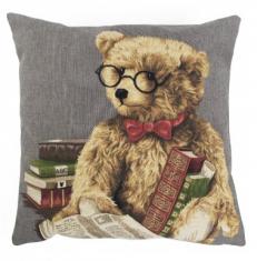 Teddy Bear Read poduszka dekoracyjna 45x45cm