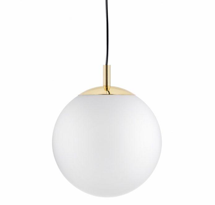 Lampa wisząca Alur M Gold bbhome