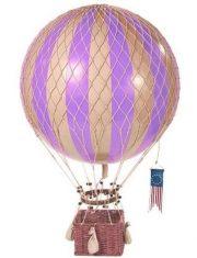 Dekoracyjny balon lawendowy Royal Aero 56cm