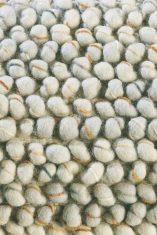 Beżowy Dywan Pleciony - COBBLE 29201 Brink & Campman