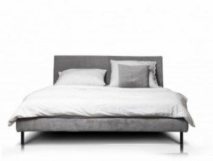 Łóżko tapicerowane Linea Rosanero