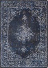 Granatowy Dywan Klasyczny – FLOW 8678, rozmiar 170×240 cm Louis De Poortere
