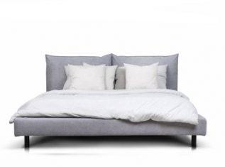 Łóżko tapicerowane Joy Rosanero